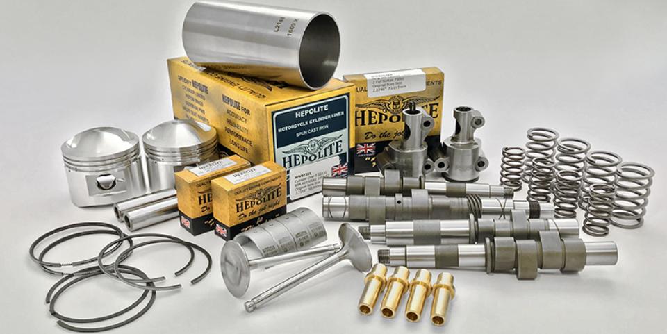 Hepolite Car and Motorcycle Parts